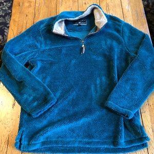 True Grit quarter zip pullover